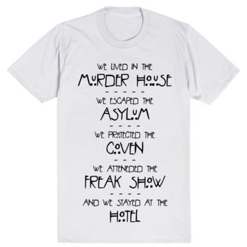 American Horror Story Fan Shirt