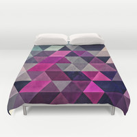hylyoxrype Duvet Cover by Spires