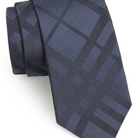 Men's Burberry London 'Eaton' Woven Silk Tie