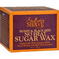 Shea Moisture Wax Honey Sugar - 6 Oz