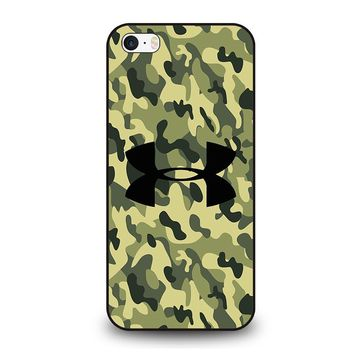 CAMO BAPE UNDER ARMOUR iPhone SE Case Cover