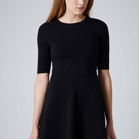 Flippy Jersey Tunic Dress