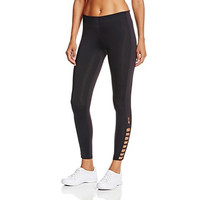 Heidi Klum for New Balance Womens Jersey Cut-Out Yoga Legging