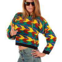 Crop Top Bill Cosby Sweater