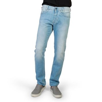 "Men's Light Wash 5 Pocket ""Diesel"" Jeans"