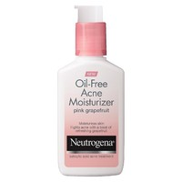 Neutrogena® Oil-Free Acne Moisturizer Pink Grapefruit - 4 oz