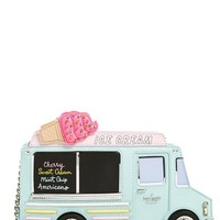 kate spade new york 'ice cream truck' leather shoulder bag | Nordstrom