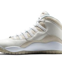 Best Deal Air Jordan 10 White OVO