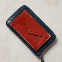 Tartan Envelope Wallet by Kelsi Dagger