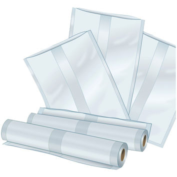 Nesco(r) American Harvest Vacuum Sealer Bag Variety Pack