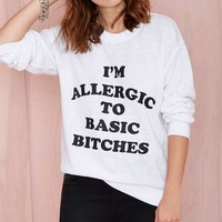 Basic B*tches Sweatshirt