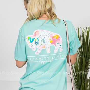 Mint Buffalo | Calamity Jane