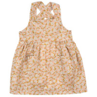 Pinafore Apron - Rose Floral - 2 Sizes