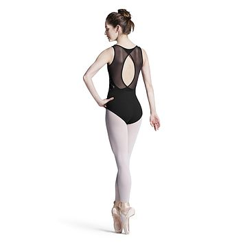 Open Back Tank Leotard L8155 by Bloch