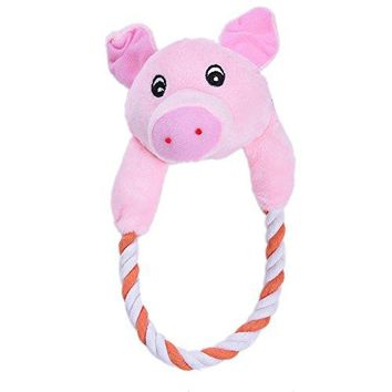 Pet Dog Puppy Rope Chew Toys