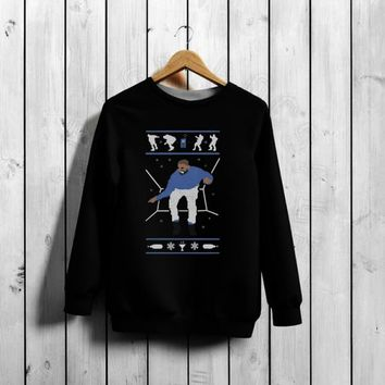 Hotline Bling Drake Sweatshirt Ugly Christmas Unisex Sweater