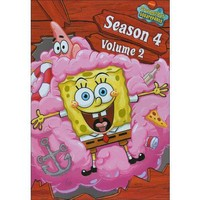 SpongeBob SquarePants: Season 4, Vol. 2 (2 Discs)