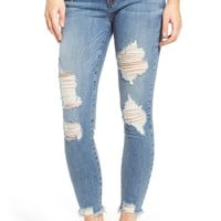 STS Blue Harper Ripped Ankle Skinny Jeans | Nordstrom
