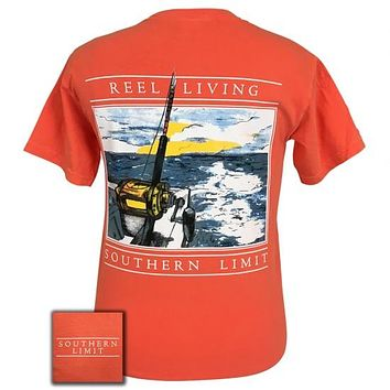 Southern Limits Reel Living Unisex Comfort Colors T-Shirt