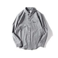 Long Sleeve Cotton Casual Shirt [10800262531]