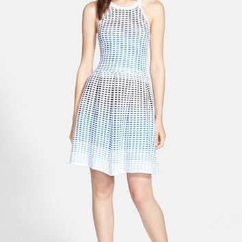 Women's Parker 'Lorraine' Knit Fit & Flare Dress,