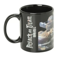 Attack On Titan Fight Mug
