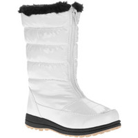 Walmart: Ozark Trail Girl's Fur Trimmed Fashion Winter Snow Boot
