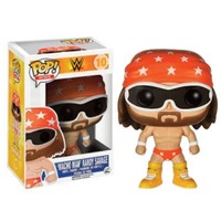 WWE Pop! Vinyl Figure - Macho Man Randy Savage : Forbidden Planet