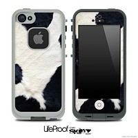 Cowhide Skin for the iPhone 5 or 4/4s LifeProof Case