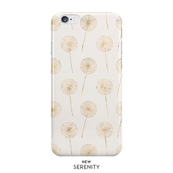 Rose Gold Dandelion iPhone Case, iPhone 6, iPhone 6 Plus, iPhone 5/5s, Rose Gold Dandelion Samsung Galaxy s5, s4, s3, NewSerenityStudio