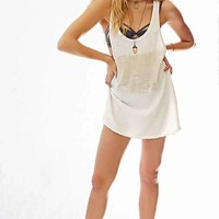 Truly Madly Deeply Racerback Moon Tank Top-