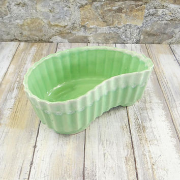 Mid Century Modern Cookson Pottery Planter CP 150 USA