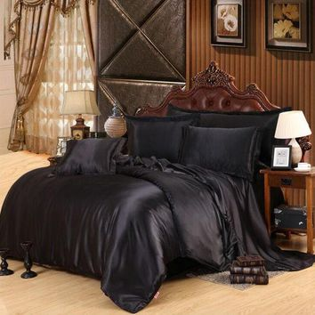 ac VLXC On Sale Bedroom Hot Deal Black Bedding Set [9393094476]