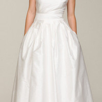 Style 121 Wedding Dress | Aria Brides and Bridesmaid dresses