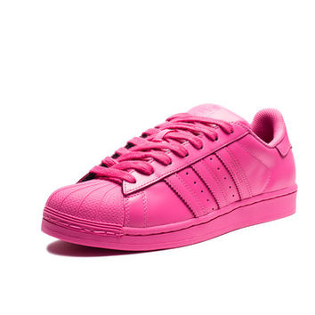 ADIDAS X PHARRELL SUPERCOLOR SUPERSTAR - PINK | Undefeated