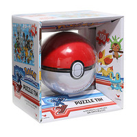 Pokemon Poke Ball Puzzle Tin