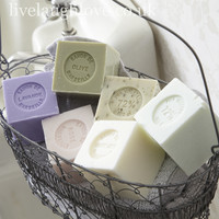 Savon De Marseille Soap | Live Laugh Love