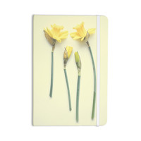 "Debbra Obertanec ""Springtime Yellow"" Tulip Everything Notebook"