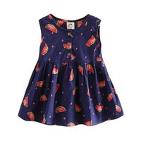 Baby Watermelon Summer Dress
