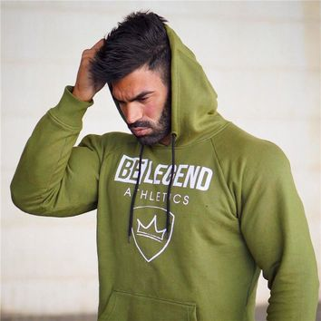 Long Sleeve hoodies Sweatshirt Men 4 color solid casual Sweatshirt Men Pullover Clothing