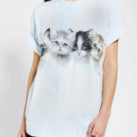 Urban Outfitters - The Mountain Group Of Kittens Tee