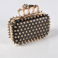 Alexander Spike Clutch - Black