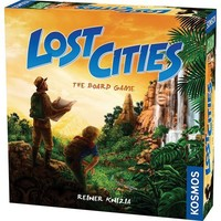 Lost Cities: The Board Game - Tabletop Haven