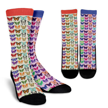 Friend's Socks - Butterfly Lovers