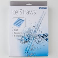 Barbuzzo Ice Straws Blue One Size For Men 22665120001