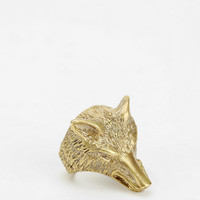 Urban Outfitters - Alkemie Wolf Ring