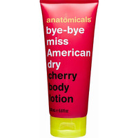 Anatomicals Bye Bye Miss American Dry Cherry Body Lotion
