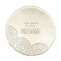 Inspired Living With Grace Trinket Dish (Dreams)