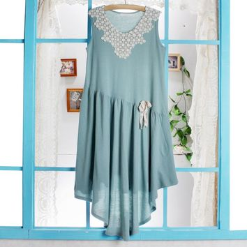 gatsby vestidos de fiesta 50s lace patchwork boho longo renda pin up dames jurken gothic dames kleding women summer spring dress