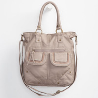 T-Shirt & Jeans Austin Tote Bag Taupe One Size For Women 25149041301